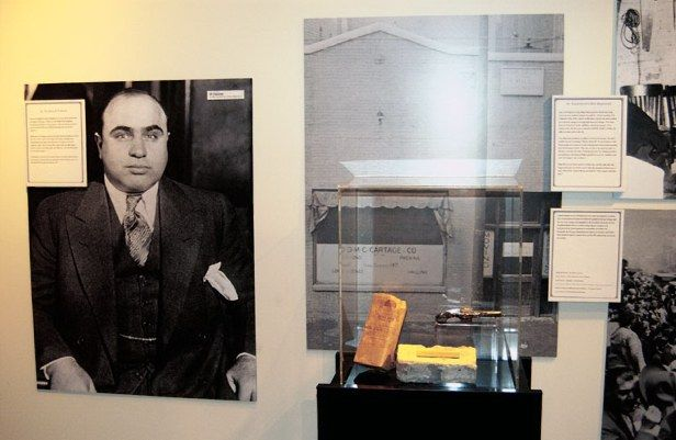 The St. Valentine's Day Massacre was led by Al Capone to take control of organized crime in Chicago.