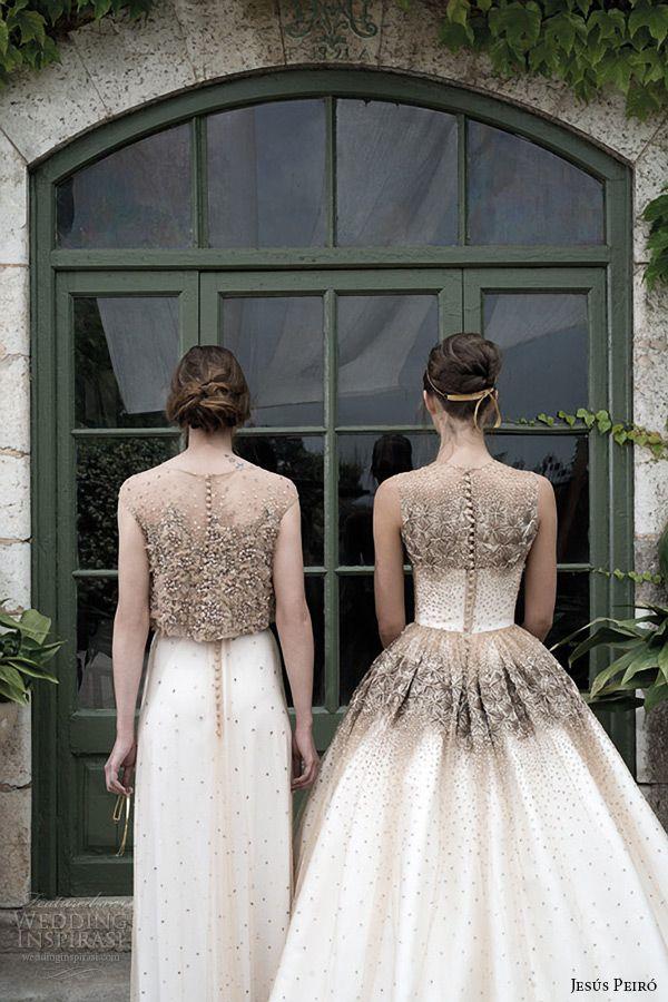 Jesús Peiró 2015 Wedding Dresses — Perfume Bridal Collection   Wedding Inspirasi
