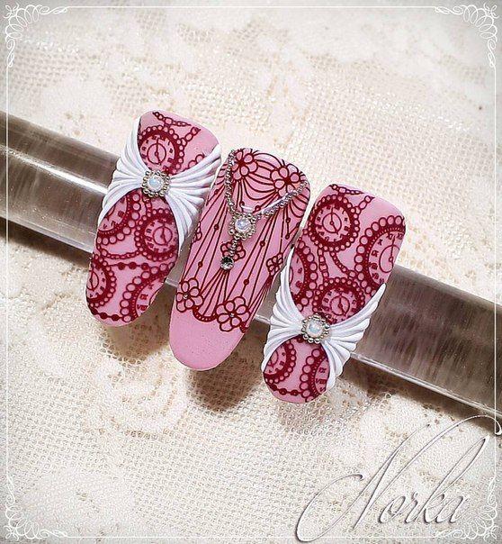 @pelikh_Дизайн ногтей тут! ♥Фото ♥Видео ♥Уроки маникюра