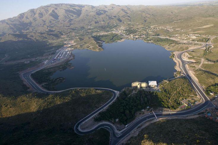 El Circuito de Potrero de los Funes es un circuito de carreras semipermanente ubicado en la localidad de Potrero de los Funes, provincia de San Luis