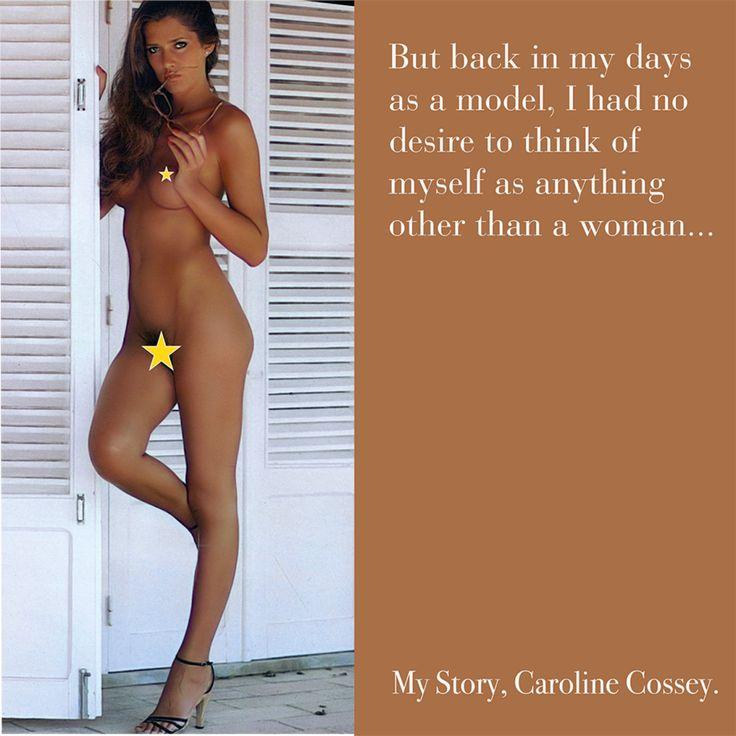 My Story, by Caroline Cossey