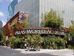 Dallas World Aquarium - The facility is home to a unique display of flora and fauna from five continents, 14 countries, three oceans, numerous seas and rivers. Includes an indoor rainforest! http://www.dwazoo.com/