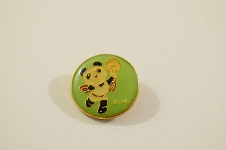 Vintage Asian Games Beijing Pin - China - Medal