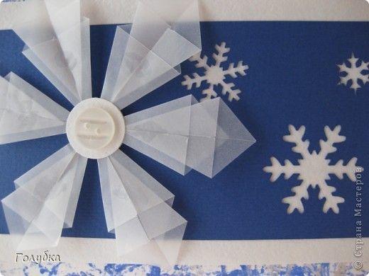 Pictura murala desen Anul Nou aplicatiile ianuarie Fulg de nea Origami hârtie Vopsea cu guașă fotografie 1