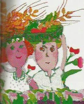 """Блог-Диалог """"Пятая Сестра"""": Шавуот. Приношение урожая. Песня"""