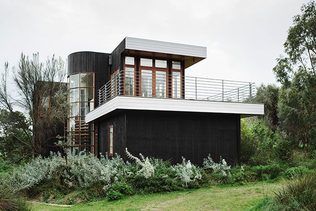 Beach House in Merricks, Victoria | Featured on Sharedesign.com