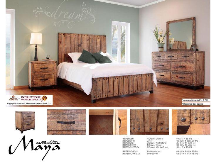 17 best images about international furniture direct for Bedroom furniture direct