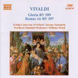 Vivaldi: Gloria, RV 589; Beatus Vir, RV 597 [CD]