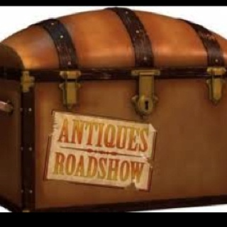 Antique Roadshow, mom loves this show!