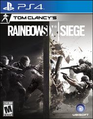 Rainbow Six Siege is an intense, new approach to the first-person shooter experience. Choose from a variety of unique Counter-Terrorist Operators and master their abilities as you lead your team through tense, thrilling, and destructive team-based combat.