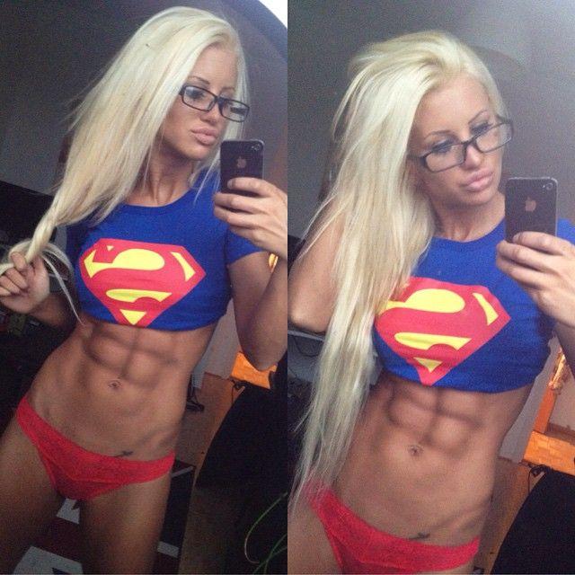 Sandra Reiche - sandrareichemodell | Models&Motivators | Pinterest | Fitness, Muscle fitness and Fitness models