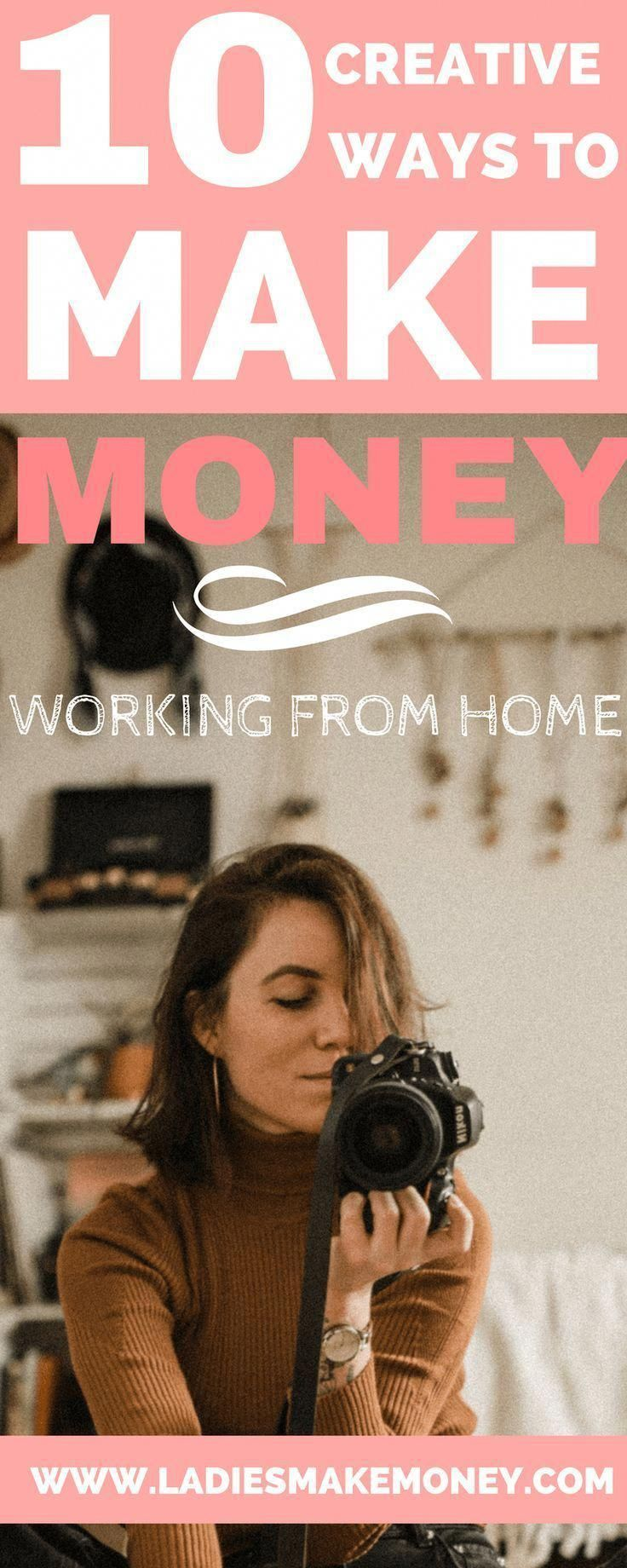 10 Creative ways to make money from home as an Entrepreneur – Ways To Make Money Online At Home | How To Make Money Online Extra Cash | How To Make Extra Money On The Side