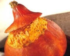 Potimarrons d'halloween farcis à la truite : http://www.cuisineaz.com/recettes/potimarrons-d-halloween-farcis-a-la-truite-6635.aspx
