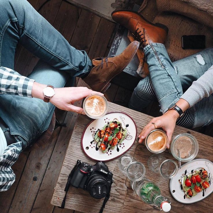 Coffee and great conversation makes for a perfect combination. (Photo via @krueger_patrick) #DanielWellington