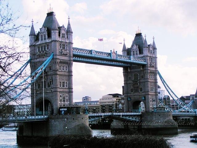 Walking London's South Bank   www.traveldestinationbucketlist.com