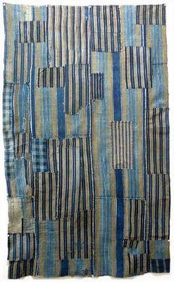 Love stripe on stripe..:: Temple of Light ::..: Japanese Boro textiles: