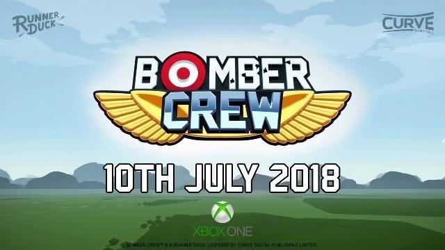 #XBOX Bomber Crew - Xbox One Release Date Trailer
