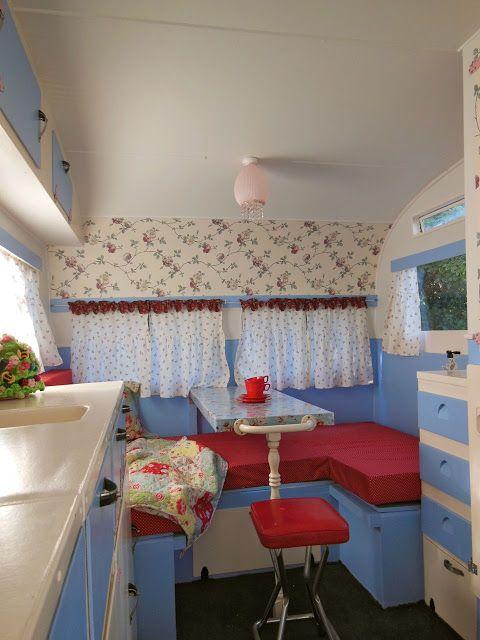 Lucy tour- vintage camper