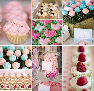 The most beautiful 1st birthday party for a little girl!