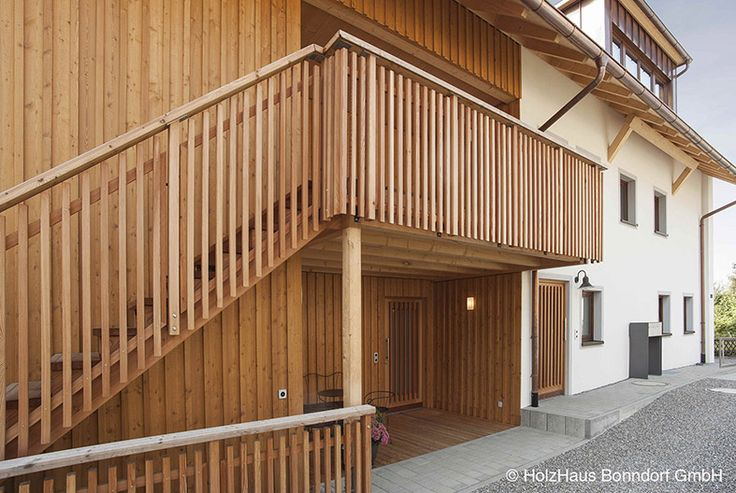 38 best das holzhaus bei facebook images on pinterest for Bestes holzhaus
