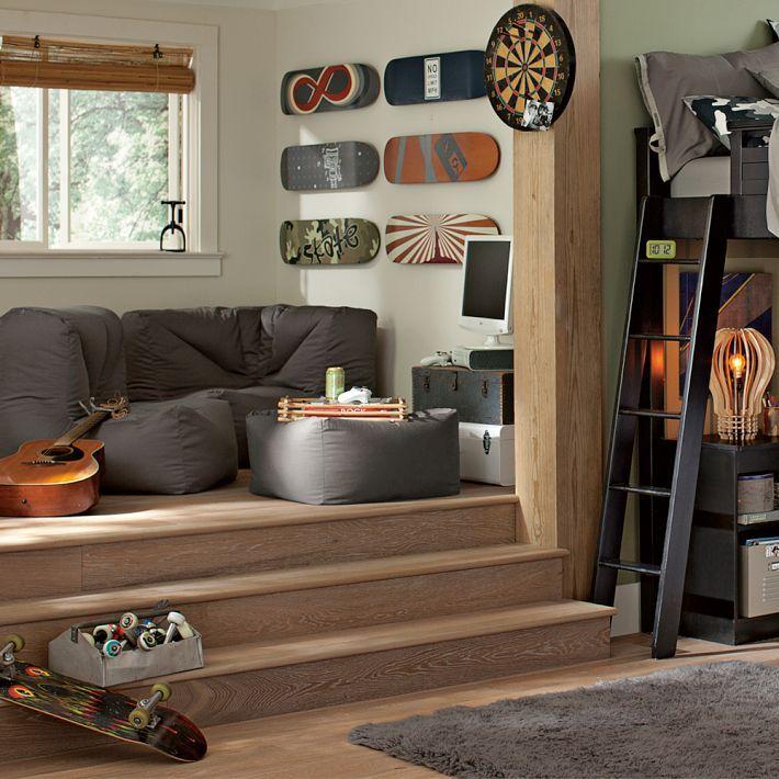 1000 Ideas About Skateboard Bedroom On Pinterest Skateboard Room
