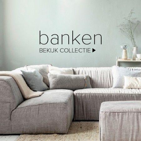 Banken vtwonen collectie | vtwonen