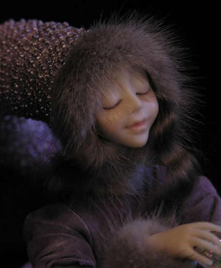 Tamara Pivnyuk Art Dolls / Dolls / Moon Oracle