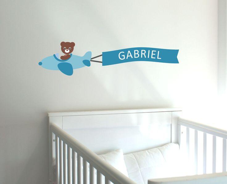 Desenho autocolante Gabriel