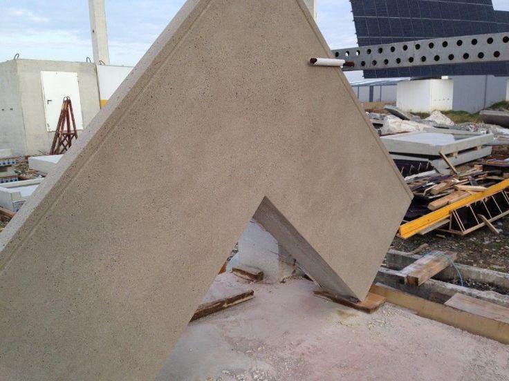 Stanecker Betonfertigteilwerk GmbH - Produktion von Beton-Fertigteilen | Betonfertigteile | gesäuerte Oberflächen
