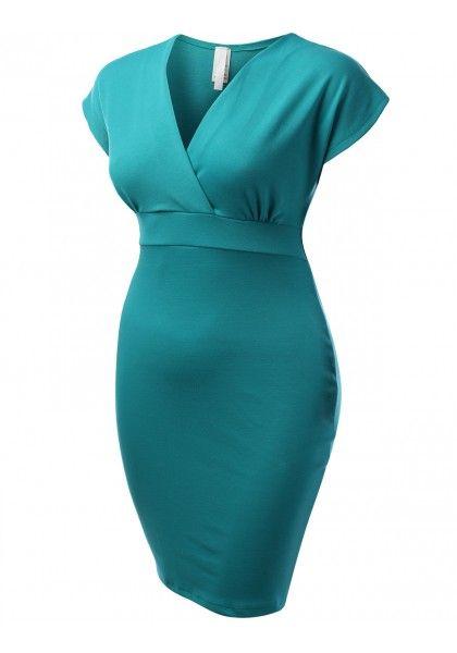 Short Sleeve Dress - New Arrival