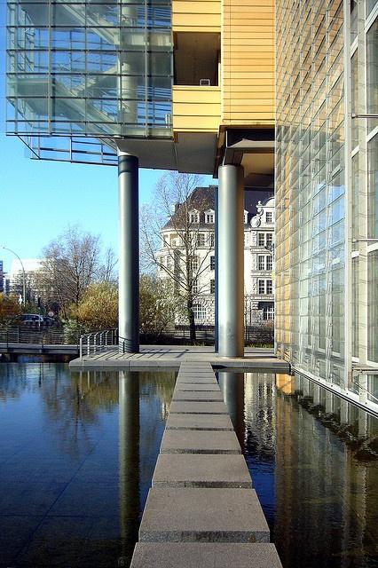 Potsdamer Platz, Berlin, Germany, Renzo Piano