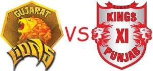 KXIP vs GL LIVE Streaming  : Kings XI Punjab vs Gujarat Lions KXIP vs GL – IPL 2016 Match 3 LIVE : The 3rd match of the Season 9 of the Indian Premier League (Vivo IPL 2016)  will be played between Kings XI Punjab (KXIP) and Gujarat Lions (GL) on 11th April 2016 at the Punjab Cricket Association Stadium in Mohali. #KXIPVSGL #GLVSKXIP #IPL #IPL9 #VIVOIPL #IPL2016