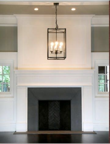 70 best fireplaces images on pinterest fireplace surrounds fireplace ideas and fireplace design - Fireplace Surround Ideas