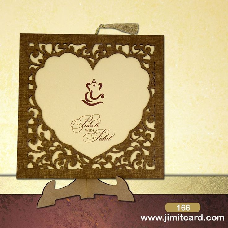 telugu wedding invitation cards online%0A An appealing twoinone  WeddingInvite that serves as a photo holder too