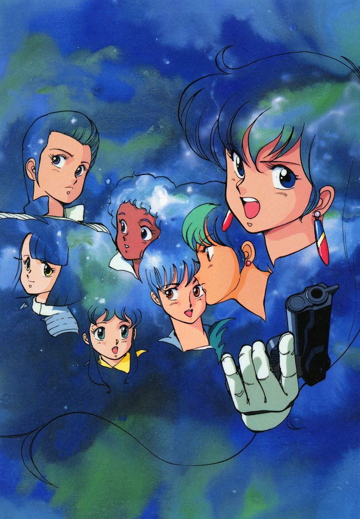 Anime artbook scans anime manga anime book art