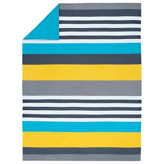 Striped Boys Bedding | The Land of Nod