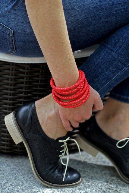 Iu Red Shoes Meter