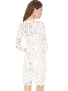 25  best ideas about Crochet bodycon dresses on Pinterest | Lace ...