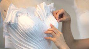 Σιφόν Δαντέλα Τραίνο σκουπισμάτων 3 Χαμηλή Μέση Βραδινά φορέματα - dresses.gr