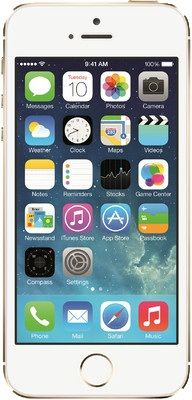 Get affordable cost #Apple #iPhone 5S Gold with 16 GB And 32 GB at Grand Shopping.