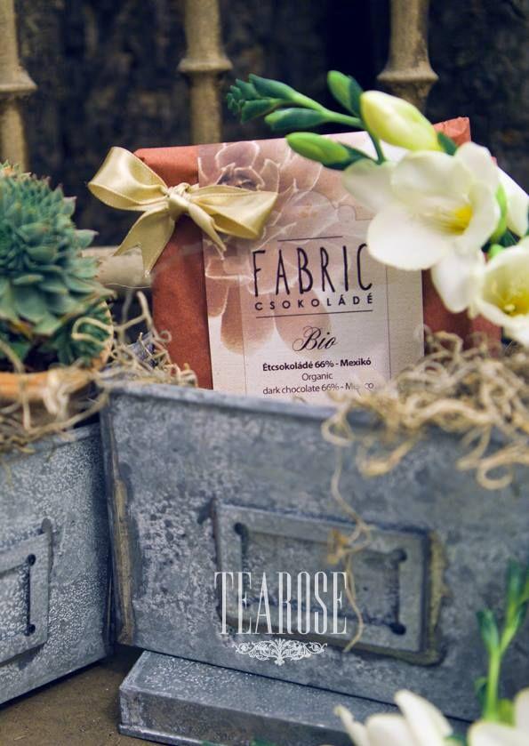 Fabric kézműves csokoládé | Fabric handmade chocolate