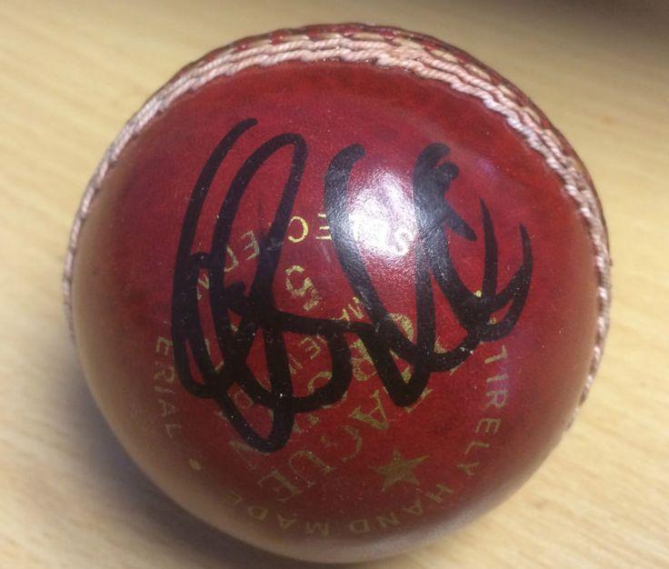 Steve Smith Signed Australia Cricket Captain Cricket Ball