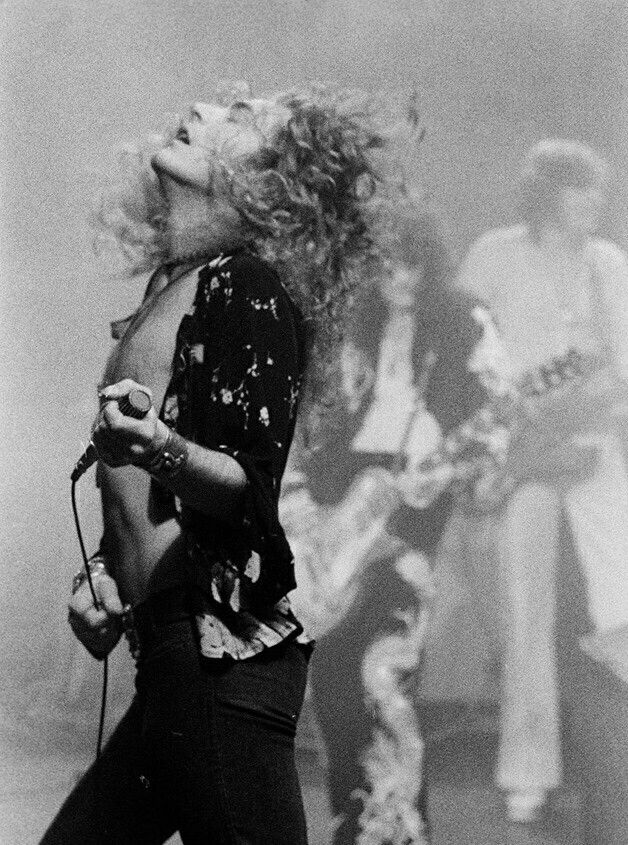 Robert Plant, Led Zeppelin