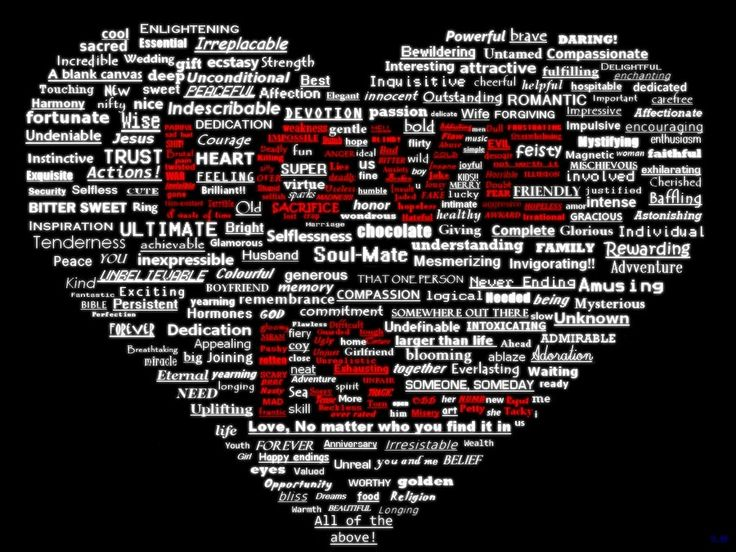 22 LOVE DEFINING IMAGES  TO UNDERSTAND LOVE MORE DEEPLY …..