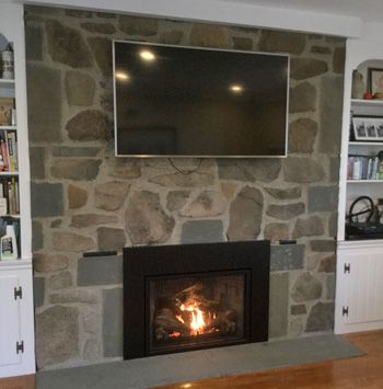 Hopewell Junction Ny Fireplace Installation Fireplace Insert