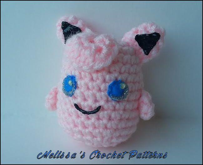 17 best Pokemon Balls Crochet Patterns images on Pinterest   Crochet ...