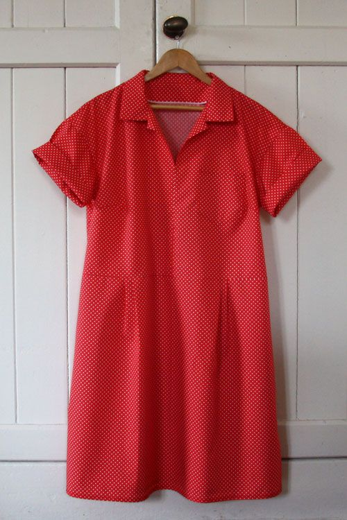 Merchant and Mills Factory Dress