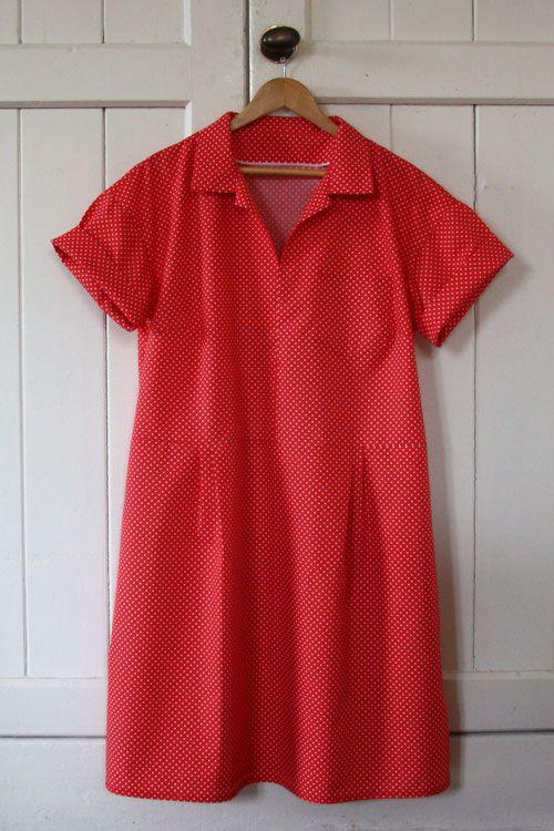 Merchant and Mills Factory Dress