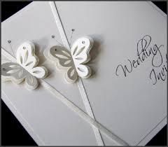 Image result for homemade wedding cards