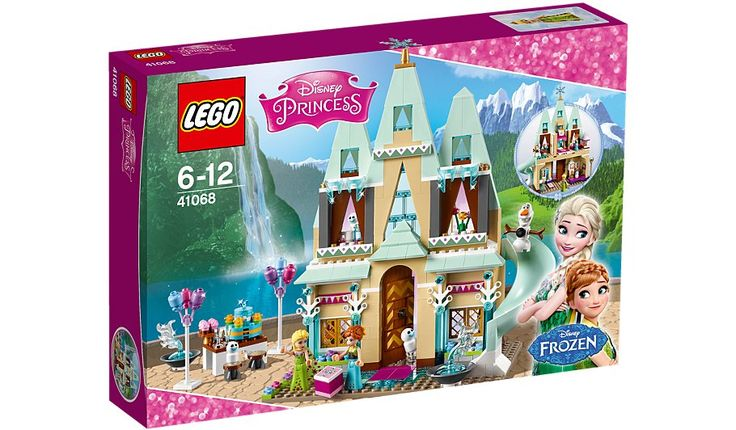 LEGO Disney Princess - Arendelle Castle Celebration - 41068, read reviews and buy online at George at ASDA. Shop from our latest range in Kids. Help Elsa and Ol...